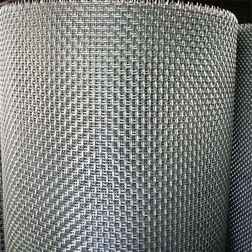 Stainless Steel Crimped Mesh